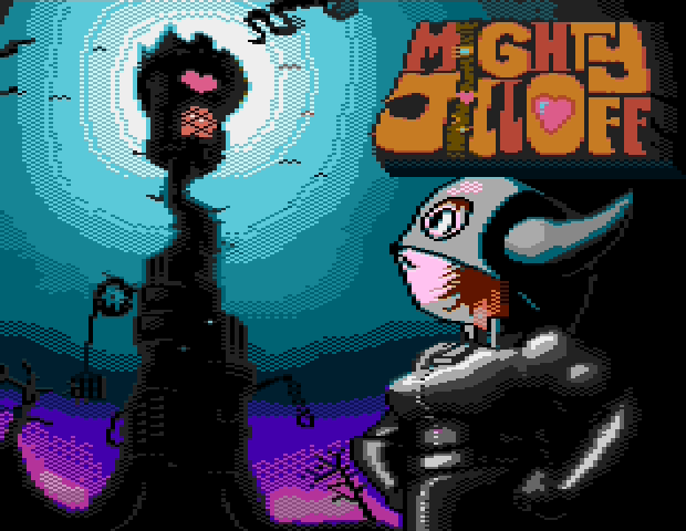 Mighty Jill Off Title